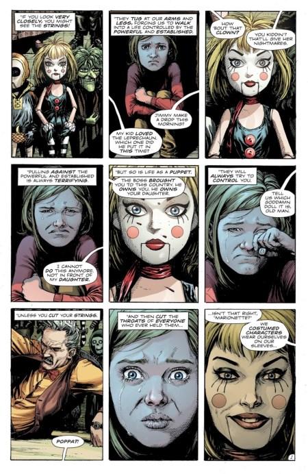 dc comics recensione doomsday clock #6