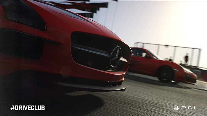 Driveclub screen di gioco