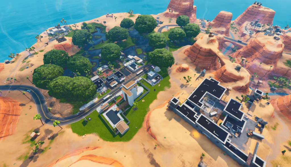 Fortnite Epic Games Patch 10.30