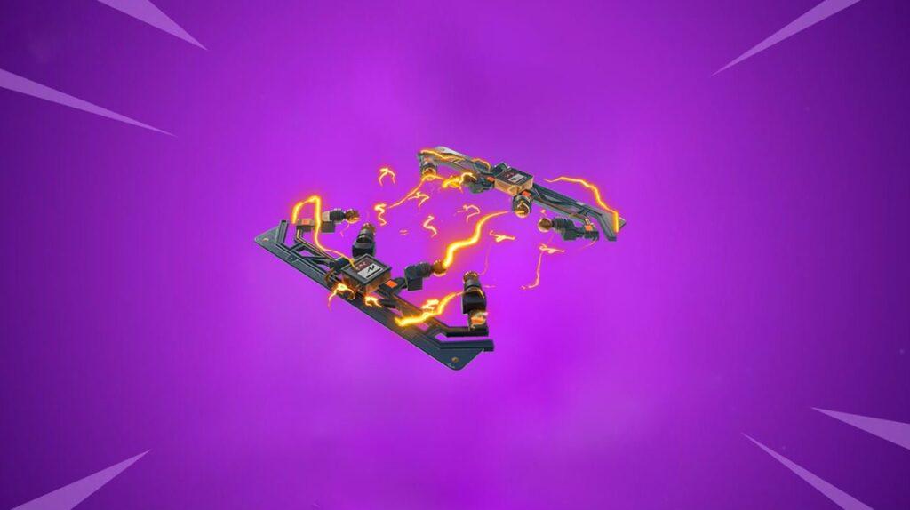 Fortnite Zapper Trap Patch 10.20 Epic Games
