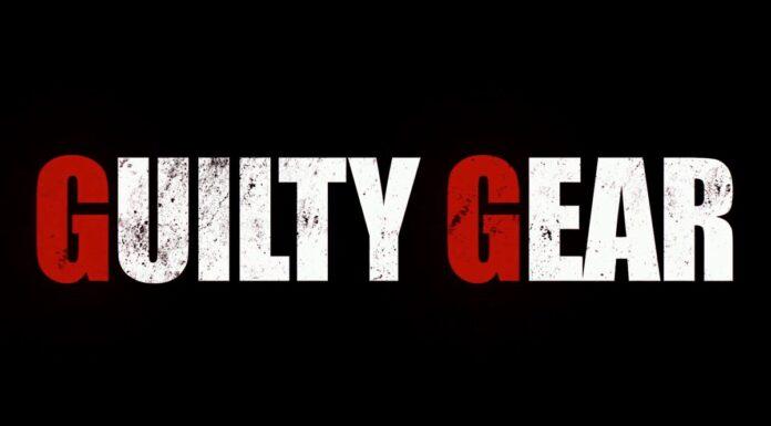 Guilty Gear 2020 logo