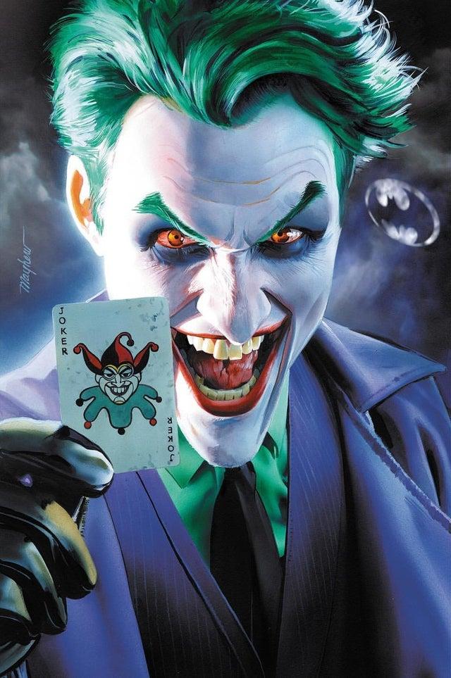 Joker Batman Apex Lex Luthor anno del cattivo year of the villain DC Comics