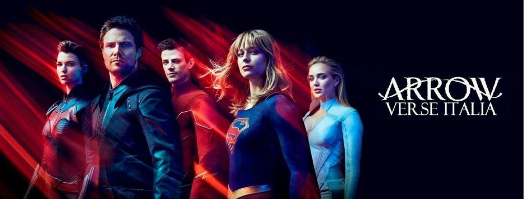 Arrowerse: Arrow, The Flash, Supergirl, Batwoman, Legends of Tomorrow