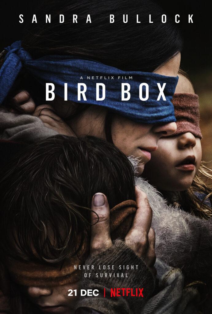 Bird Box - Netflix