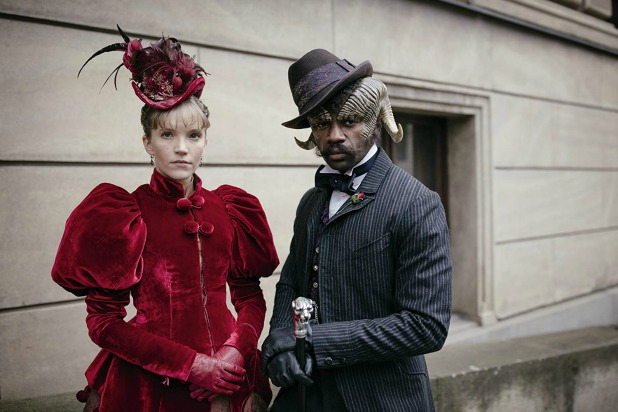 carnival row serie tv fantasy amazon