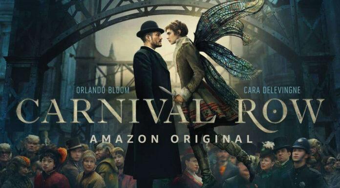 carnival row: recensione serie di amazon prime video con orlando bloom