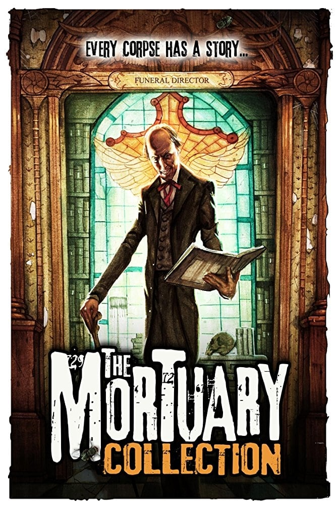 the mortuary collection trailer