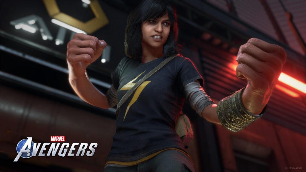 Marvel's Avengers Trailer Kamala Khan