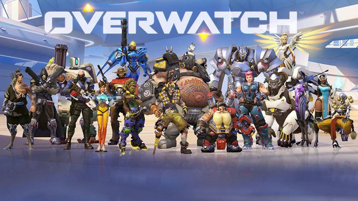 Blizzard Overwatch banner eroi