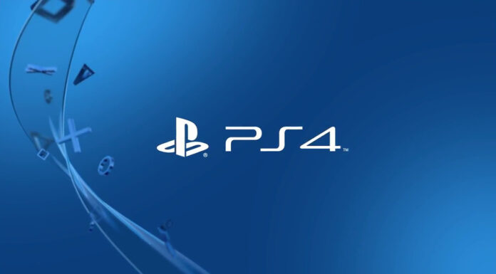 PS4 logo art