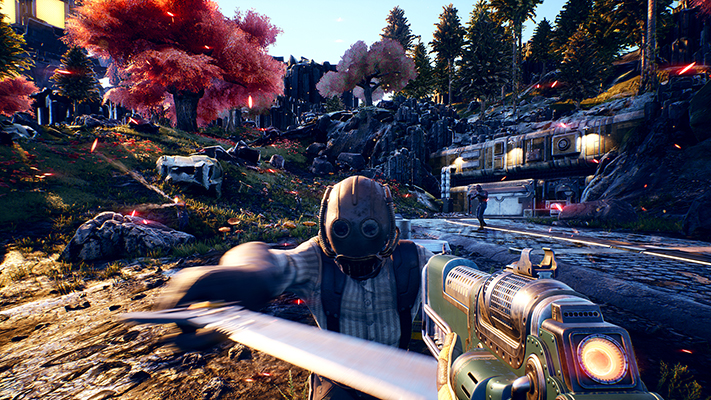 Obsidian The Outer Worlds combattimenti