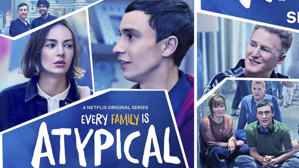 Rilasciato il trailer di Atypical stagione 3