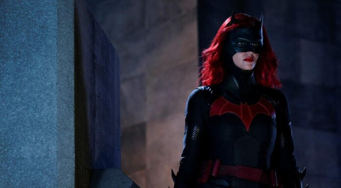Batwoman: Ruby Rose