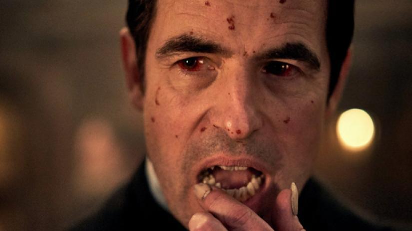 Dracula bbc claes bang moffat gatiss serie teaser trailer