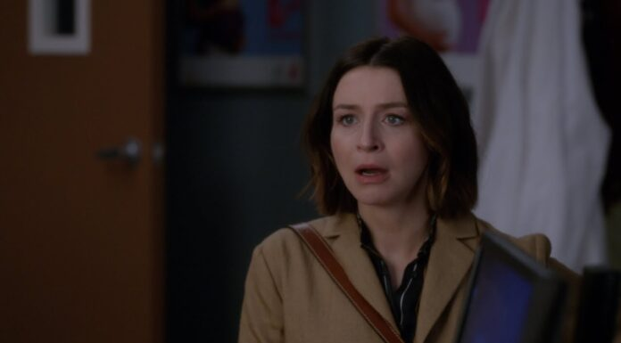 grey's anatomy 16x09 recensione trama recap amelia mc widow