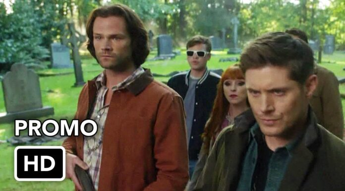supernatural winchester promo sinossi the cw 15x03 the rupture