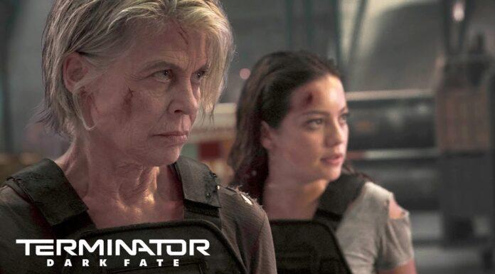 terminator dark fate trailer