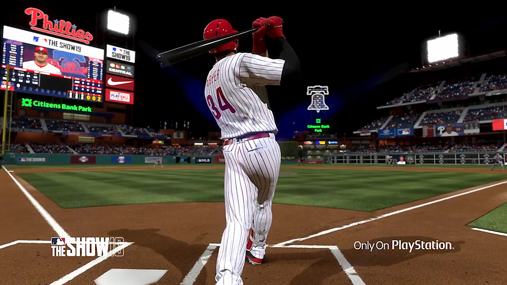 MLB 19 The Show PS Plus
