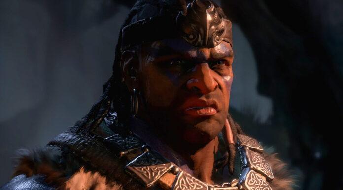 Diablo IV Gameplay Barbaro