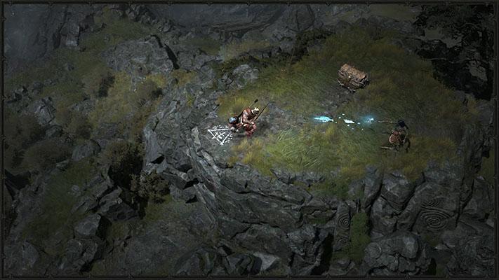 Diablo IV esplorazione