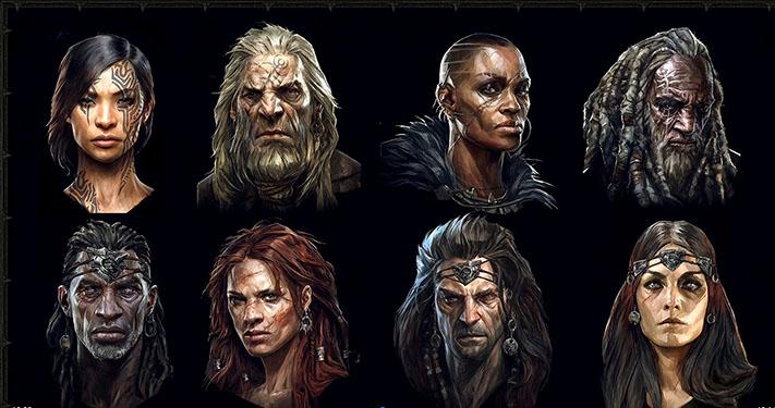 Diablo IV Artwork