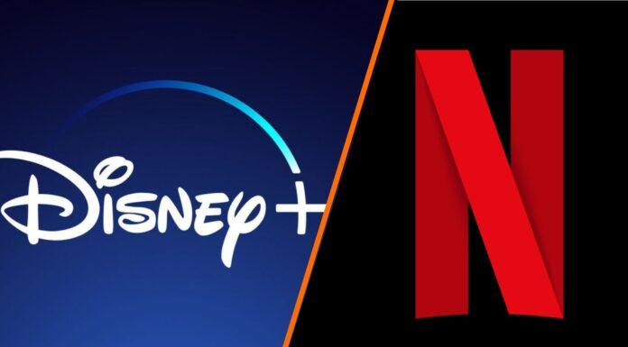 Disney+, Netflix