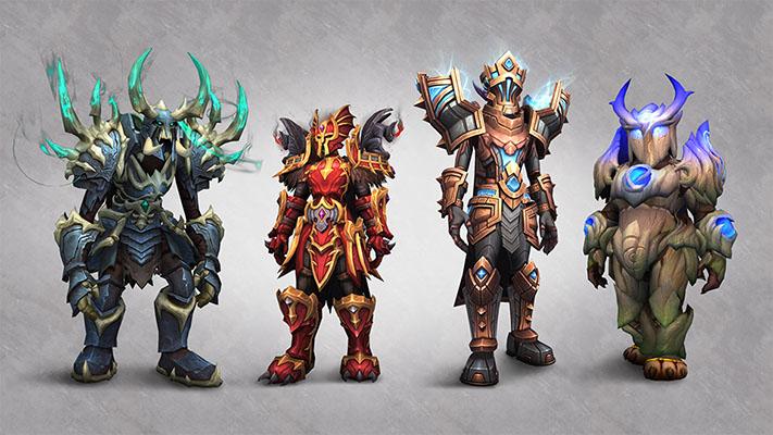 World of Warcraft: Shadowlands rewards