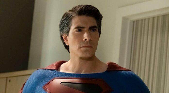 Crisi sulle Terre Infinite: Superman (Brandon Routh)