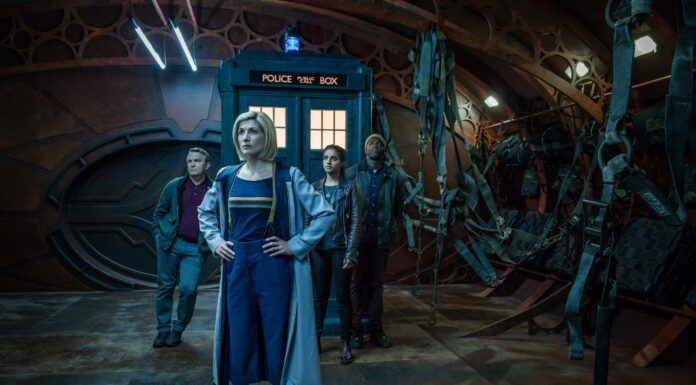 Doctor who dodicesima stagione bbc jodie whittaker teaser