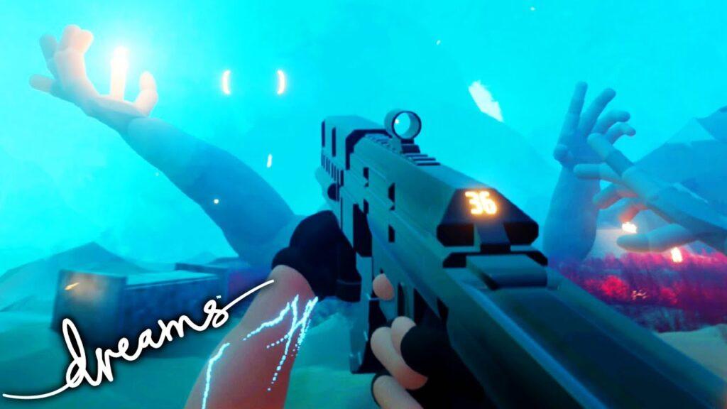 Dreams PS4 FPS