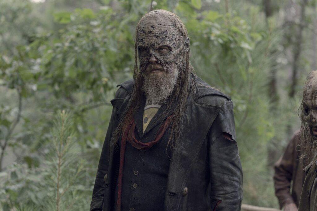 Ryan Hurst (Beta) - The Walking Dead 10x06 - Photo Credit: Jace Downs/AMC
