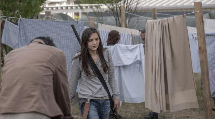 The Walking Dead: Lydia