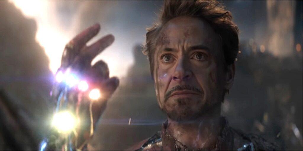 Avengers: Endgame, Tony Stark Snap/Schiocco