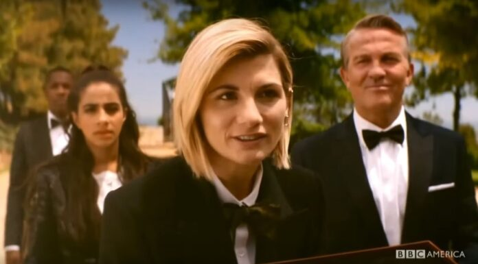doctor who stagione 12 trailer bbc jodie whittaker