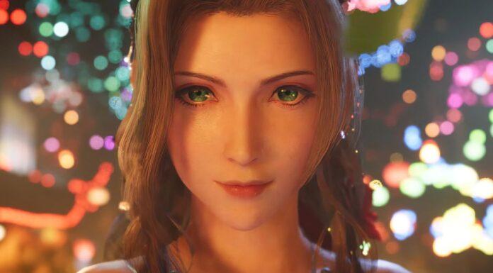 Final Fantasy VII Aerith