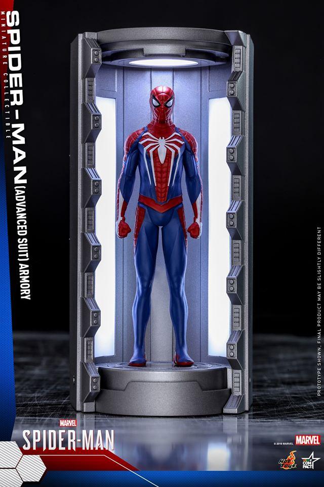 spieder-man hot toys