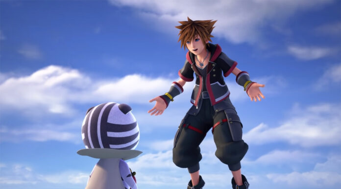 Kingdom Hearts 3 pc