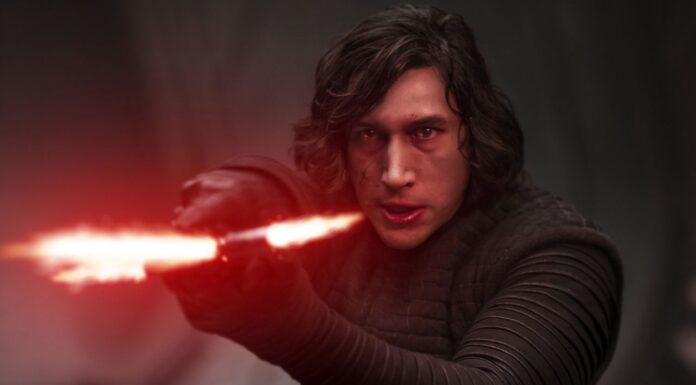 Star Wars: L'Ascesa di Skywalker - Kylo Ren