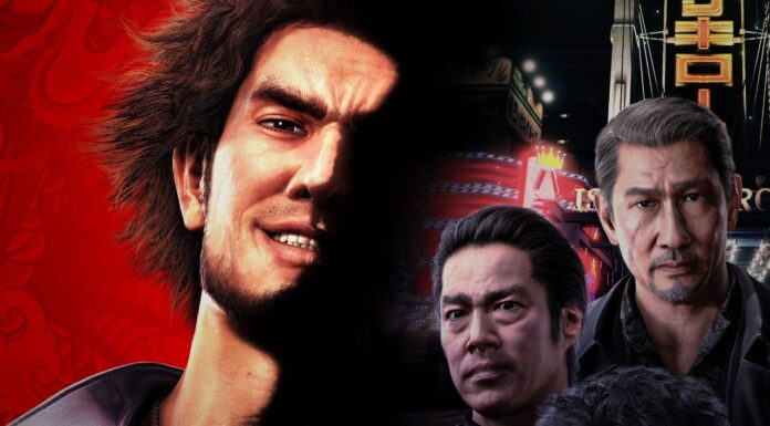 Yakuza like a Dragon trailer