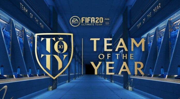 FIFA 20 TOTY FIFA Ultimate Team