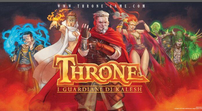 Throne: I Guardiani di Kalesh