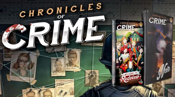 Chronicles of Crime noir e welcome to redview