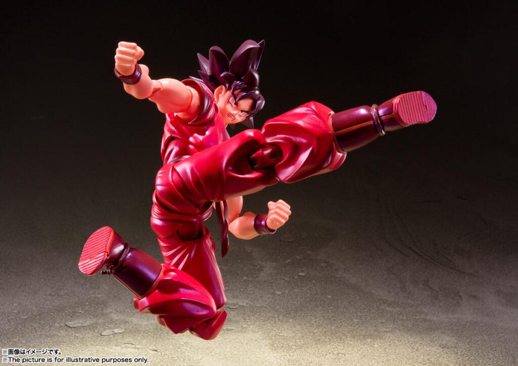 dragon ball z Goku Kaioken