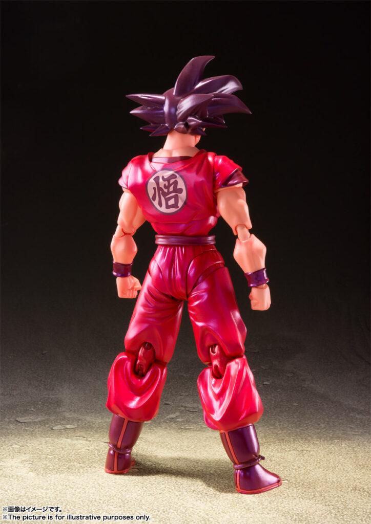 bandai Goku Kaioken