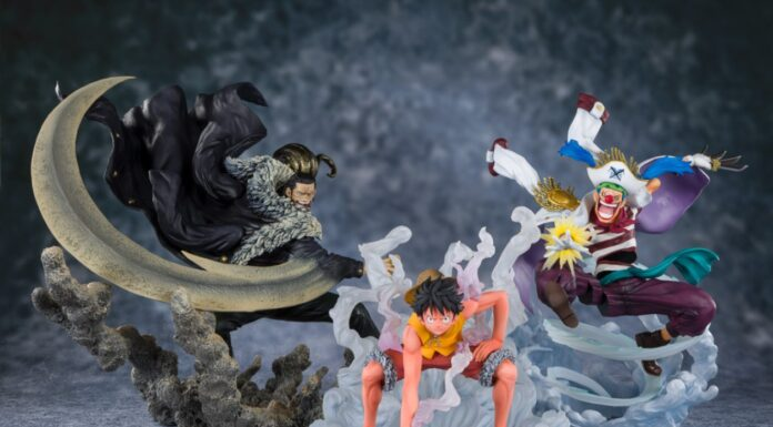 one piece bandai