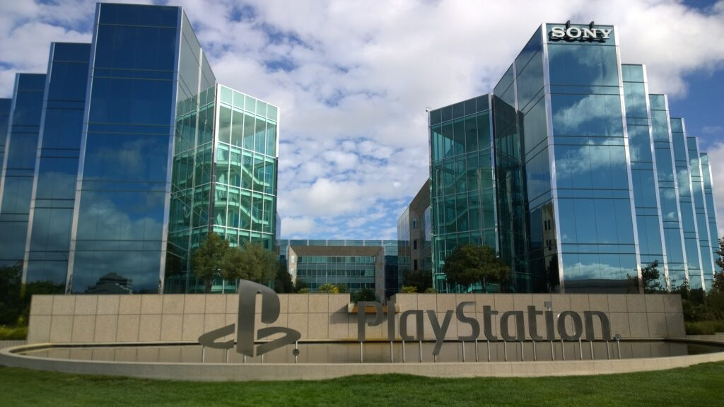 Sede di Sony Interactive Entertainment in San Matteo, California.