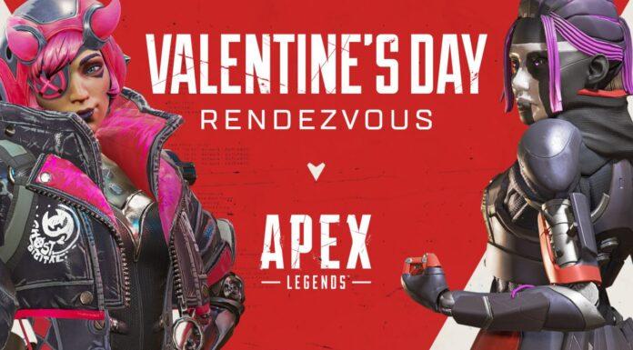 Apex Legends San Valentino