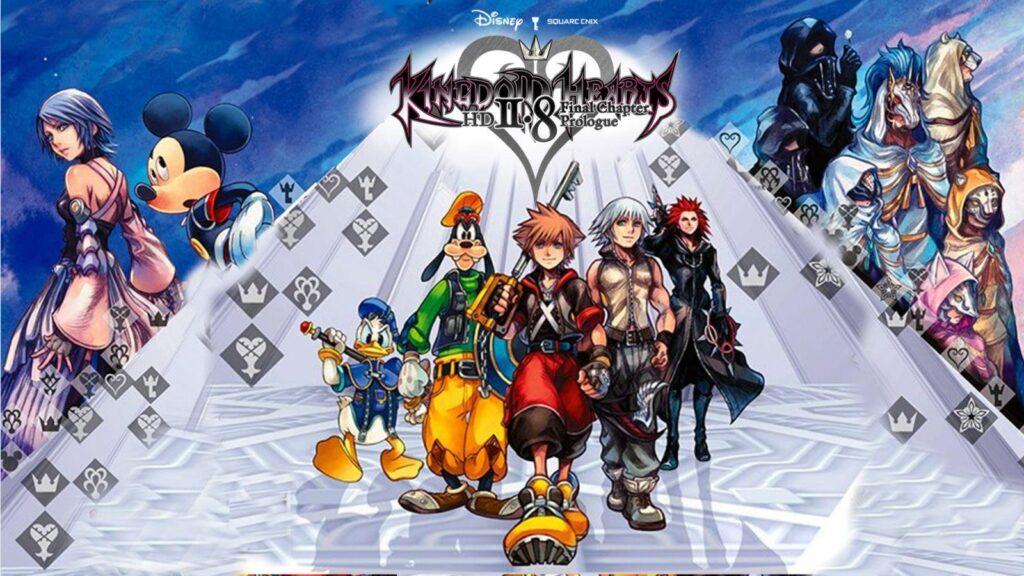 Wallpaper di Kingdom Hearts HD 2.8 Final Chapter Prologue