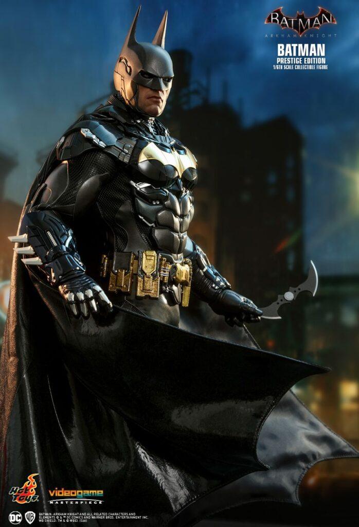 Hot Toys Batman Prestige Edition