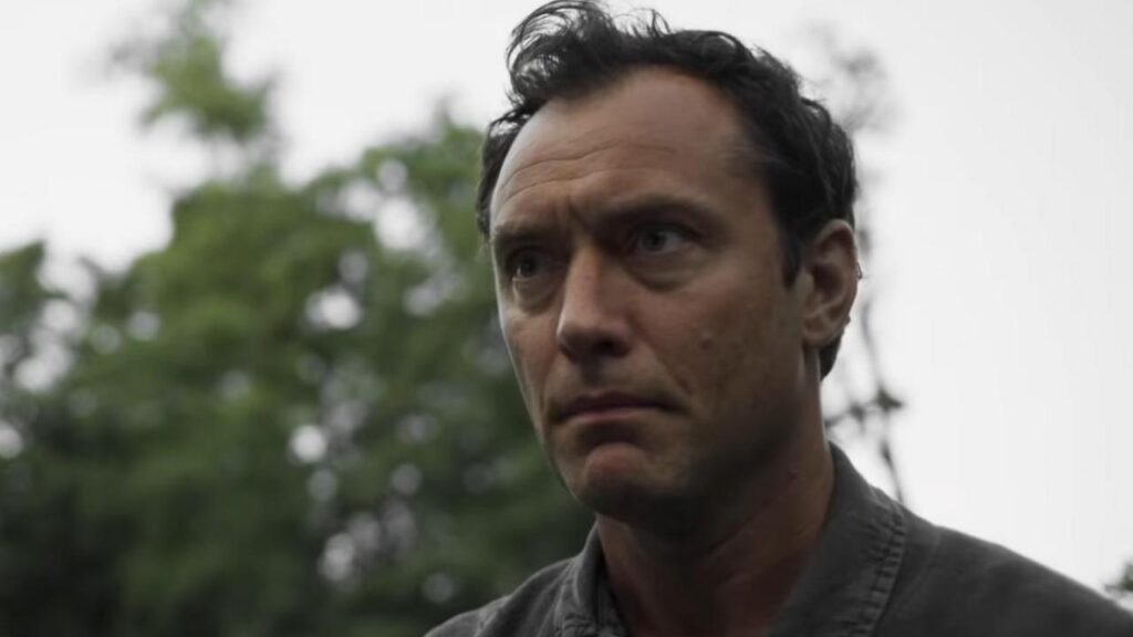 Jude Law The The thirtd day